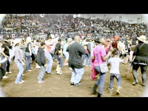 Cowboys of Color Rodeo 2013 Cupid Shuffle