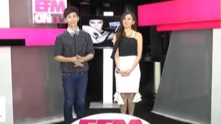 EFM ON TV 23 March 2014 - Thai TV Show