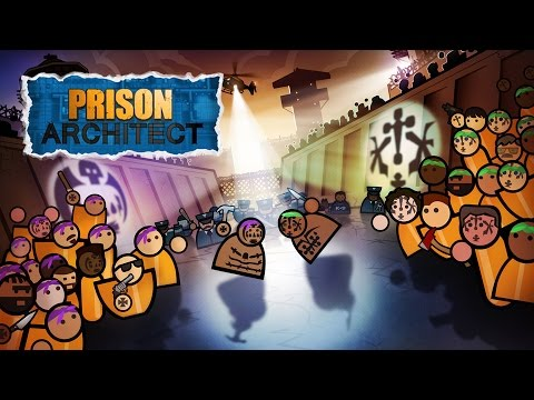 Prison Architect Mobile gameplay