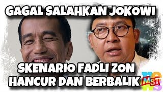 Video Jokowi Gagal Disalahkan, Skenario Fadli Zon atas Ahmad Dhani Hancur dan Tu (su) k Balik MP3, 3GP, MP4, WEBM, AVI, FLV Februari 2019