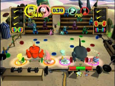 SpongeBob SquarePants: Lights, Camera, Pants! (PS2) - Part 2
