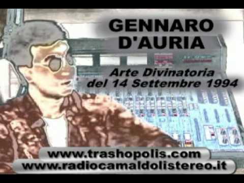 Il talk show paranormale di Gennaro D'Auria
