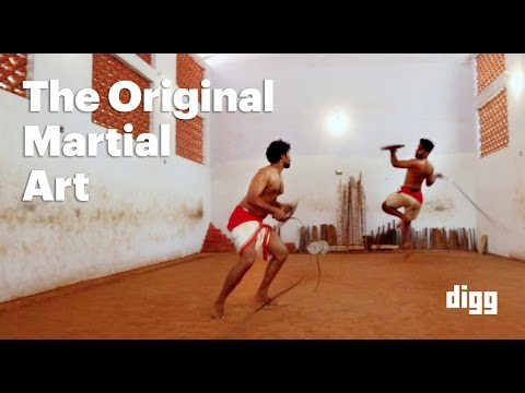 WATCH This Is The Martial Art That Gave Birth To Kung Fu