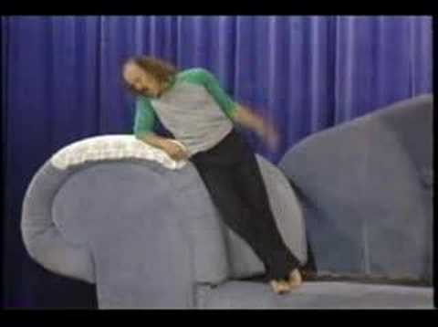 Gallagher's Giant Couch