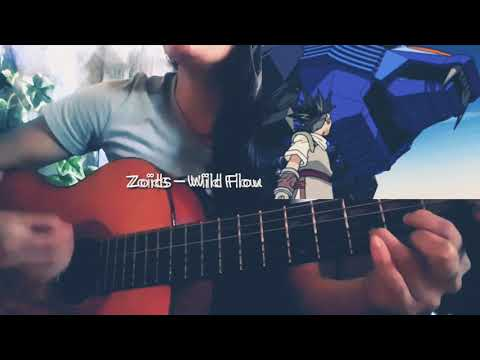 Zoids - Wild Flowers |Cover