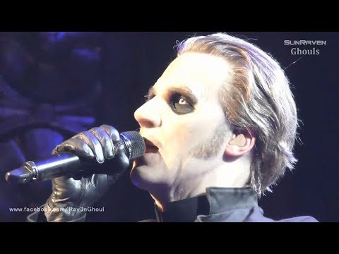 "Ghost - Dance Macabre ""Live"" (Cardinal Copia) ""Multicam""  St Louis.(HD)"