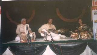 Charukeshi  At ***Sarod*** By  Pt. Abhijit Roychoudhury