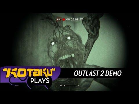 The Free Outlast 2 Demo Is Terrifying | Kotaku Australia