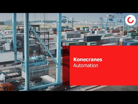 Automation - Konecranes corporate film Module I
