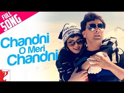 Video Chandni O Meri Chandni - Full Song   Chandni   Rishi Kapoor   Sridevi   Jolly Mukherjee download in MP3, 3GP, MP4, WEBM, AVI, FLV January 2017