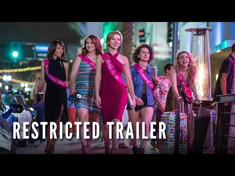 Rough Night Official Red Band Trailer