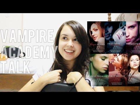 Falando sobre Academia de Vampiros ~sem spoiler