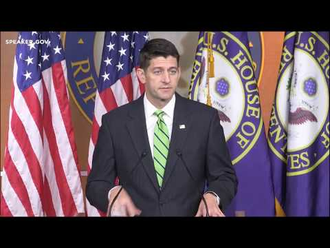 Speaker Ryan's Weekly Press Briefing - 5/18/17