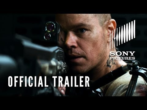 Elysium Trailer Released For New Matt Damon SciFi