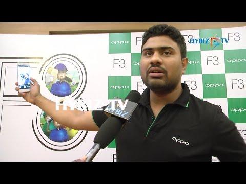 Dual Selfie Camera OPPO F3-Sandeep Chowdoju