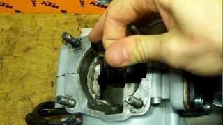 10. motore  beta rk6  engine ktm sx 65 kavasaki kl 50