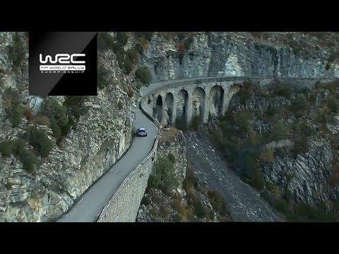 WRC 2018: Mid-Season Aerial Clip