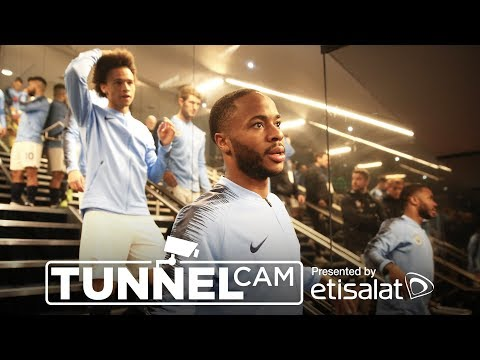 Video: TOP OF THE LEAGUE | TUNNEL CAM | Man City 6-1 Saints