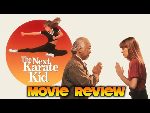 Movie Review: The Next Karate Kid (1994)