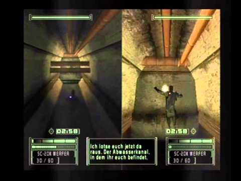 splinter cell chaos theory gamecube walkthrough