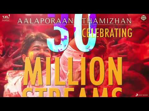 Mersal Movie Team Celebrating 30 Million Streams It's Time To Celebrate Mersal Records