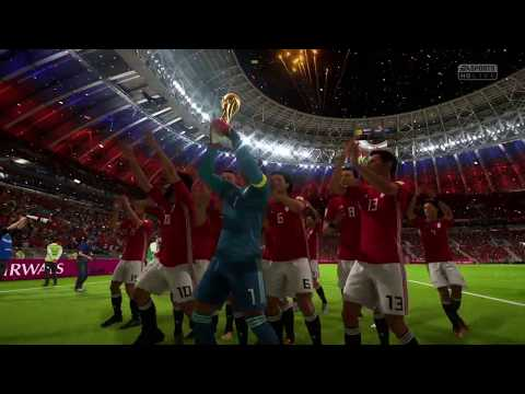 Egypt Wins The 2018 FIFA World Cup In Russia! (FIFA 18 World Cup Mode) PS4