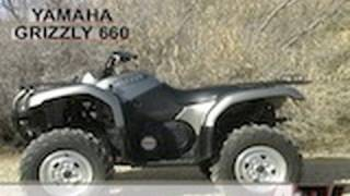 1. ATV Television - 2002 Yamaha Grizzly 660 Test