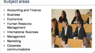 Business Education In UK