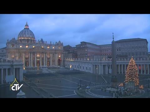 DIRETTA VIDEO da piazza San Pietro: è il giorno del beato Angelo d'Acri, un altro santo di Calabria