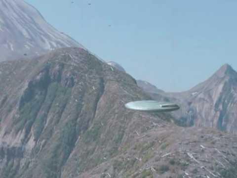 diversi ufo avvistati nelle montagne messicane - reale