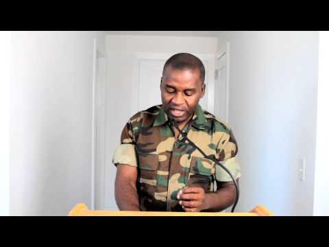 L'appel du soldat Patrice Nouma
