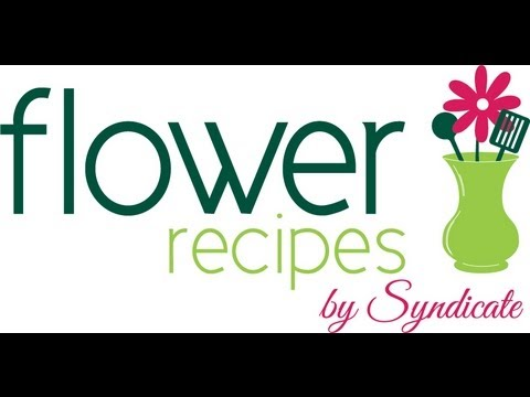 Flower Recipe How To