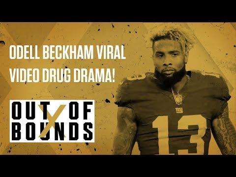 Odell Beckham Jr. Viral Video Drug Drama! | Out of Bounds
