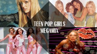Download Lagu 2000's Teen Pop Girls Megamix [Vol. 1] Mp3