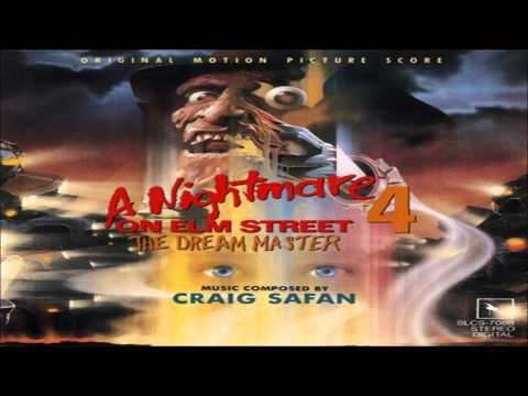 """Tuesday Knight - Nightmare """"A Nightmare On Elm Street 4: The Dream Master 1988 Soundtrack"""""""
