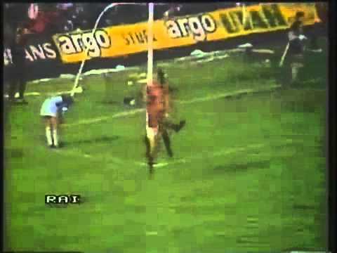 coppa uefa 1985-86: milan-auxerre 32esimi di finale - ritorno!