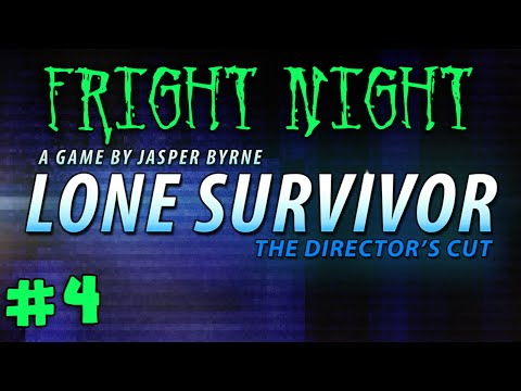 Director! - Lone Survivor is here to trap Kim and Hannah into it's pixellated survival horror world! In today's episode, Kim and Hannah meet the Director and fall into more wall holes. Want more Lone...