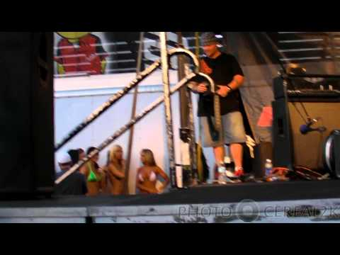 07 NOPI Nationals 2012 -Line up girls 15 through 25 HD Swimsuit Preliminaries Day 1