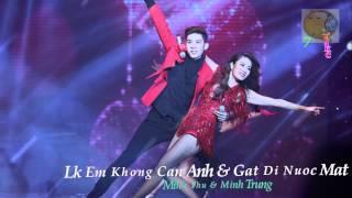 CAP DOI HOAN HAO 9.11.2014-LK EM  KHONG CAN ANH&GAT DI NUOC MAT  MINH THU&MINH TRUNG