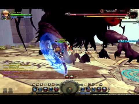 Manticore Level 40 Sword Master