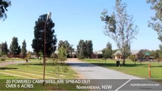 Narrandera Australia  city photos : Established Freehold Caravan Park Business for Sale - Narrandera, NSW