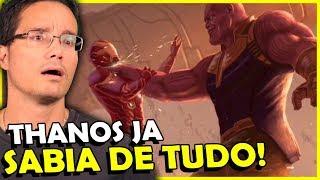 Video COMO THANOS CONHECIA O STARK? (Homem de Ferro) MP3, 3GP, MP4, WEBM, AVI, FLV Mei 2018