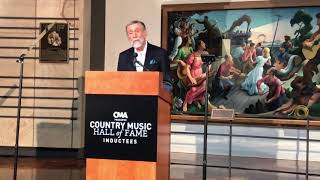 Ray Stevens Country Music Hall Of Fame Induction Announcement Speech