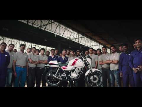 Bajaj-Bajaj V TVC - Everyday Pride