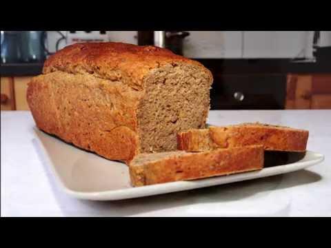 Diós, burgonyás kenyér - Vargáné Barabás Csilla
