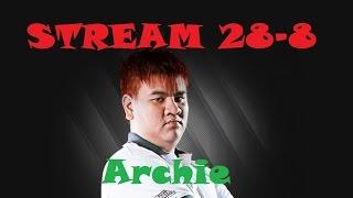 Archie Stream 28-8, liên minh huyền thoại, lmht, lol