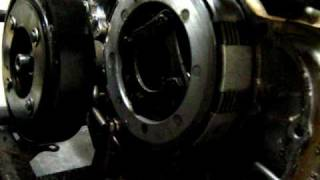 8. HONDA RANCHER REMOVING FRONT COVER PT 3