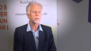 Royal Australian College of General Practitioners President, Dr Frank Jones