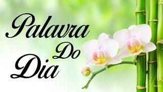 Mensagens - PALAVRA DO DIA 21/08/2019 - MENSAGEM DE BOM DIA MOTIVACIONAL PARA REFLEXÃO DE VIDA GOOD MORNING DAY