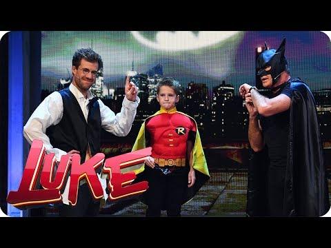 Film-Highlights der 90er mit David Hasselhoff - LUKE! Die 90er und ich   SAT.1